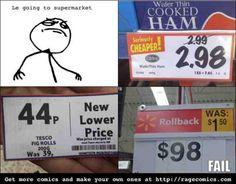 Sale Mistake Rage