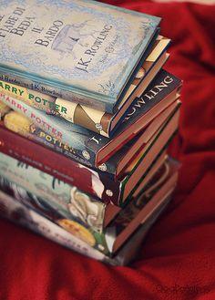 hp books by gioiadeantoniis, via Flickr