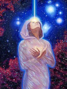 Cosmic energy cosmic energy meditation,cosmic wave 2016 define cosmic energy,how to use cosmic energy what is cosmic healing. Sainte Rita, Cho Ku Rei, Ascended Masters, Prophetic Art, Kahlil Gibran, Visionary Art, Divine Feminine, Third Eye, Love And Light