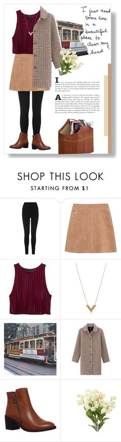 """Untitled #42"" by fal-conquerry on Polyvore featuring L.K.Bennett, See by Chloé, Louis Vuitton, Carvela and vintage"