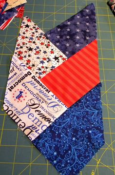 As The Quilts Turn: Accuquilt Go - Making Braids using the Chisel Die