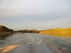 Heading towards The Narrows, Kohukohu-Rawene ferry View Image, New Zealand, Country Roads, River, Beach, Places, Outdoor, Outdoors, The Beach