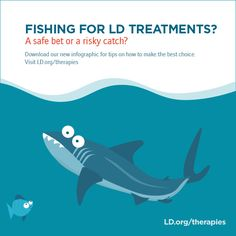 Are you fishing for a learning disability therapy? Discvoer tips on how to make a good catch.