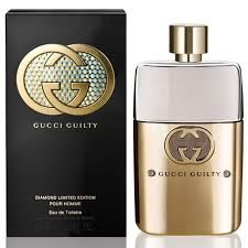 Gucci Guilty Diamond Perfume By Gucci For Men