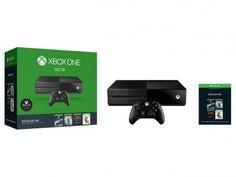 Console Xbox One 500GB 1 Controle - Microsoft + 1 Jogo via Download com as melhores condições você encontra no Magazine Kicking. Confira!