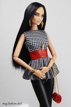 New outfit for Kingdom Doll / Deva Doll ''CHIC III'' | Flickr - Photo Sharing!