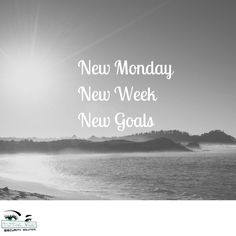 Happy Monday! New Week New Goals, Security Solutions, Happy Monday, Beach, Water, Outdoor, Gripe Water, Outdoors, The Beach