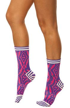 Stance Socks. My favorite brand of socks. I want a drawer full of them and I want everyone I love to have them too.