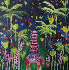 Chardi Kala : Relentless Optimism painting
