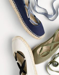 Meet our J.Crew women's ballet-inspired espadrilles. Likes: sunsets, weekend trips and long walks on the beach…