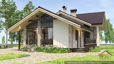 Архитектурный проект небольшой бани – arch-buro.com Design Case, House Plans, Arch, Shed, Exterior, Outdoor Structures, House Design, Cabin, How To Plan