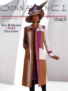 a38d580c12d92 36 Best donna vinci fall suits images