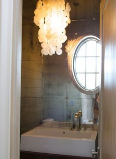 What to do with a Mirrored wall
