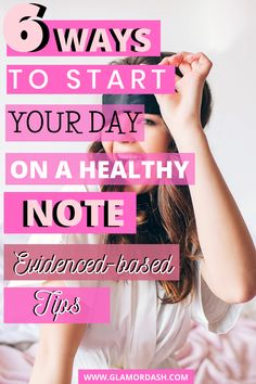 Are you observing healthy day-to-day routines? If you keep neglecting these healthy practices, you ain't doing yourself any good. See the healthy day routines you need to follow all day. #healthyday #healthydayroutines #healthandwellbeing #healthydayschedule #healthydayroutinelife