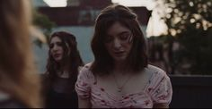 Lorde in Vevo presents Hard Feelings/ Loveless