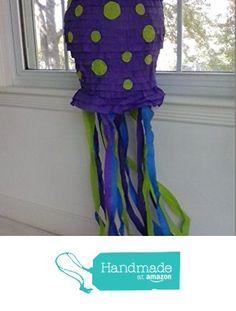 Jellyfish Handmade Party Pinata from Pinata Paradise http://www.amazon.com/dp/B01FSWSLLO/ref=hnd_sw_r_pi_dp_pN6oxb03BZ2BV #handmadeatamazon