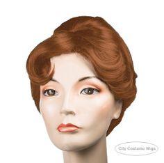 City Costume Wigs - Joan Harris Wig-Mad Men, (http://www.citycostumewigs.com/joan-harris-wig-mad-men/) #joanharriswig