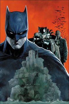"""BATMAN (W) Tom King (A/CA) Mikel Janin """"I am Suicide"""" part two! Batman now has his team, but are they ready for the most dangerous mission of their lives? As the Dark Knight prepares his squad to. Arte Dc Comics, Marvel Comics, Marvel Dc, Character Drawing, Comic Character, Aquaman, Catwoman, Batgirl, Comic Books Art"""