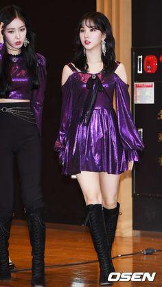 Kpop Girl Groups, Korean Girl Groups, Kpop Girls, Jung Eun Bi, Cloud Dancer, G Friend, Queen, South Korean Girls, Ultra Violet