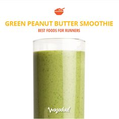 Finally a green smoothie that tastes yummy!!! Devour this green supersmoothie and gain all the nutrients you need!  http://www.bonappetit.com/recipe/green-peanut-butter-smoothie
