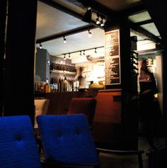 Bohemia Lounge underground cocktail bar in London, England