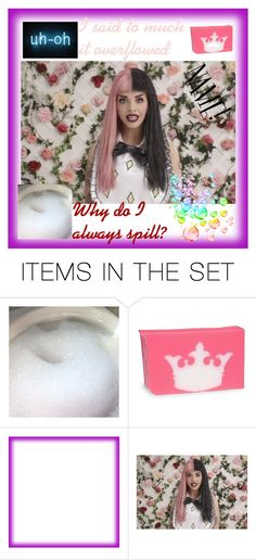 """""""Melanie Martinez - Soap ICON! OPEN RTD"""" by michael-cliffords-girl-0302 ❤ liked on Polyvore featuring art"""