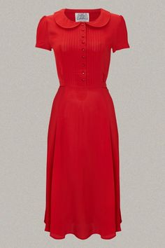 1940s Inspired Dresses Twinwood Festival by Seamstress of Bloomsbury Dresses More