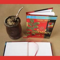 NEW! Authentic Argentine Yerba Mate Journals · Pocket Notebooks · Travel Diary - Transient Books