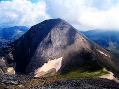 Wihren peak in Pirin mountain 2914m #thisisBulgaria #Bulgaria #travel #happytraveler