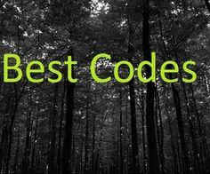 Best Codes