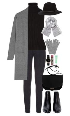 """""""Ready for it."""" by krys-imvu ❤ liked on Polyvore featuring Paige Denim, Michael Kors, Vince, L.K.Bennett, John Lewis, Shoe Cult, Freedom To Exist, Burt's Bees and Origins"""