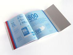 Bronce Laus 2013 | Publicación corporativa, catálogo, memoria, house-organ |  Título: Telefónica Global Trends Book 2013 Autor: Base Design Cliente: Telefónica