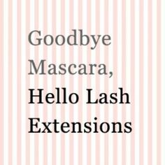 Wouldn't it be nice to rid #mascara from your routine? #DollfacedEyelasheswww.PrettyDollfaced.com
