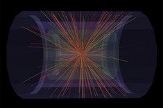 The adorably named building blocks of protons and neutrons, quarks are never alone, existing only in groups. Apparently, the force that binds quarks together increases with distance, so the farther one tries to pry away a lone quark, the harder it will pull back. Therefore, free quarks never exist in nature.  These fundamental particles come in six flavors: up, down, charm, strange, top and bottom.