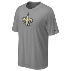 Nike New Orleans Saints Women's Retro Fan V-Neck T-Shirt - Black