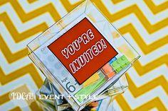 How cool is this Lego invitation! #Legos #invitation