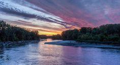 Sunrise - Minnesota River