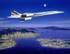 BAC-Aerospatiale Concorde Air France-960
