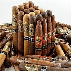 Gurkha Ultimate Mega-Sampler - Cigars International