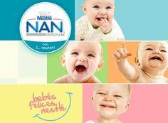 Te regalamos un bote de leche NAN al completar tu cartilla infantil NAN.