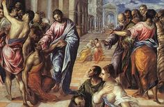 """May 28th - Mark 10:46-52: Jesus said to him in reply, """"What do you want me to do for you?"""" The blind man replied to him, """"Master, I want to see."""" Jesus told him, 'Go your way; your faith has saved you."""" Immediately he received his sight and followed him on the way."""