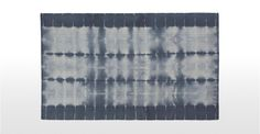 Venlo handgeweven vloerkleed 160 x 230cm, donkerblauw | made.com