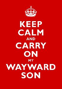 AWESOME!!!  (This is the ONLY Keep Calm worth repinning, in my opinion)