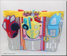 maritabw macht's möglich                              : Autotasche