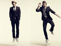 #MichaelScottSlosar #AlyssaPizerManagement #photography #men #mensfashion #editorial #studio #fun
