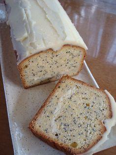 ポピーシード&クリームチーズパウンド