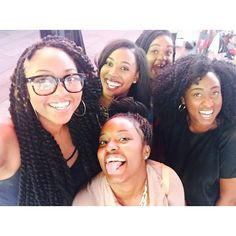 """108 Likes, 10 Comments - hi i'm brianna . 🙋🏾 (@briannakristelle) on Instagram: """"They bring so much joy to my life. #SquadReunion . ❤️"""""""