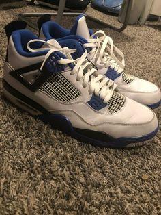 0f001a5b9b7e5a air jordan 4 motorsport  fashion  clothing  shoes  accessories  mensshoes   athleticshoes
