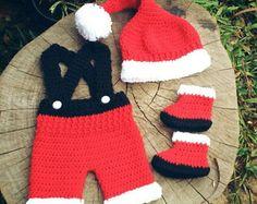 Conjunto Papai Noel I