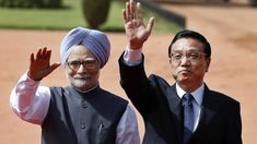 "Visiting Chinese Premier Li Keqiang has said India and China must ""improve mechanisms"" to settle a long-running border dispute, pledging his commitment to ""peace and tranquility""."